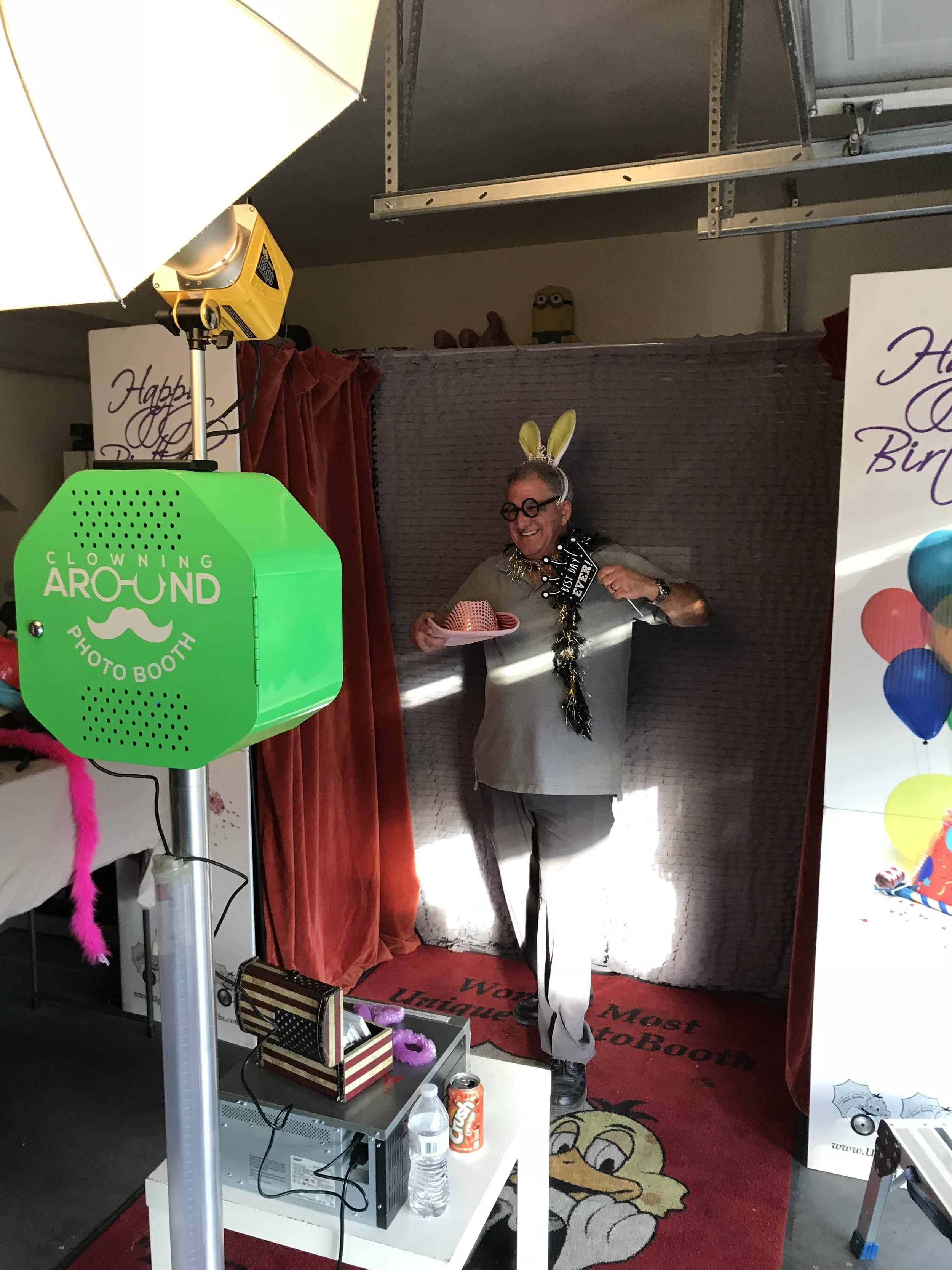 Birthday booth gotta have fun !.jpg