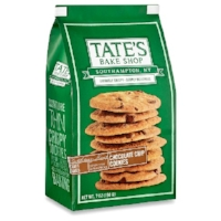 My beloved Tates chocolate chip cookies that seemed to be EVERYWHERE when I was on this plan.