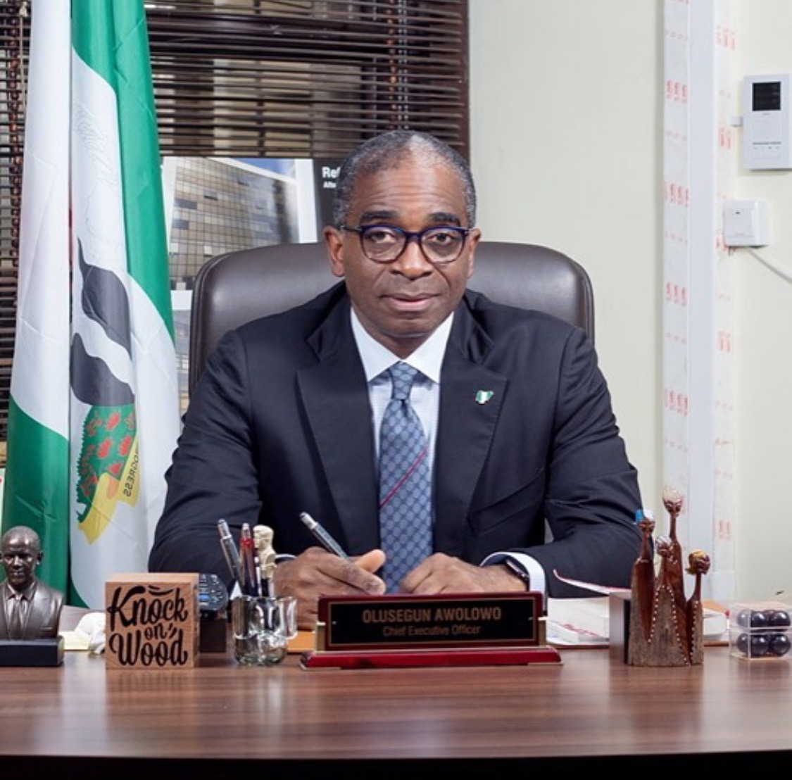 Olusegun Awolowo, Chief Executive Officer, Nigeria Export Promotion Council