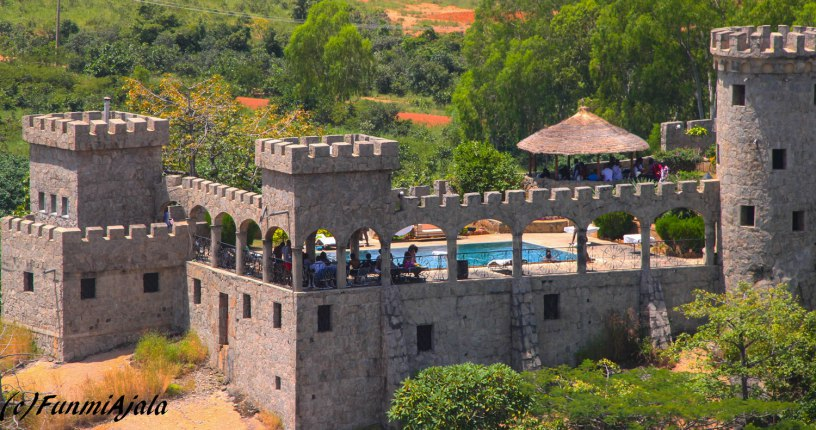 Kajuru Castle Resort