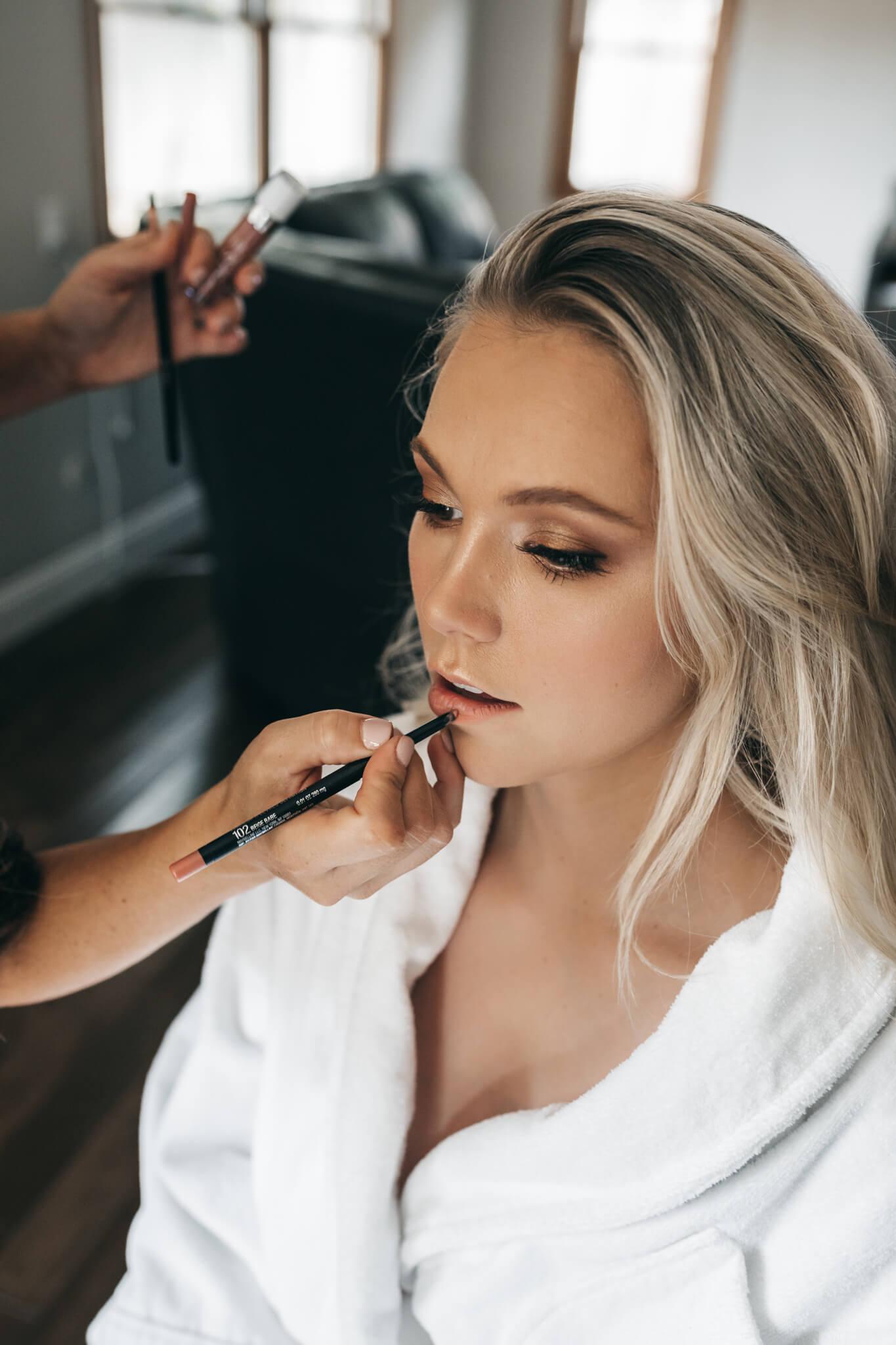 Pleasanton Bride Makeup