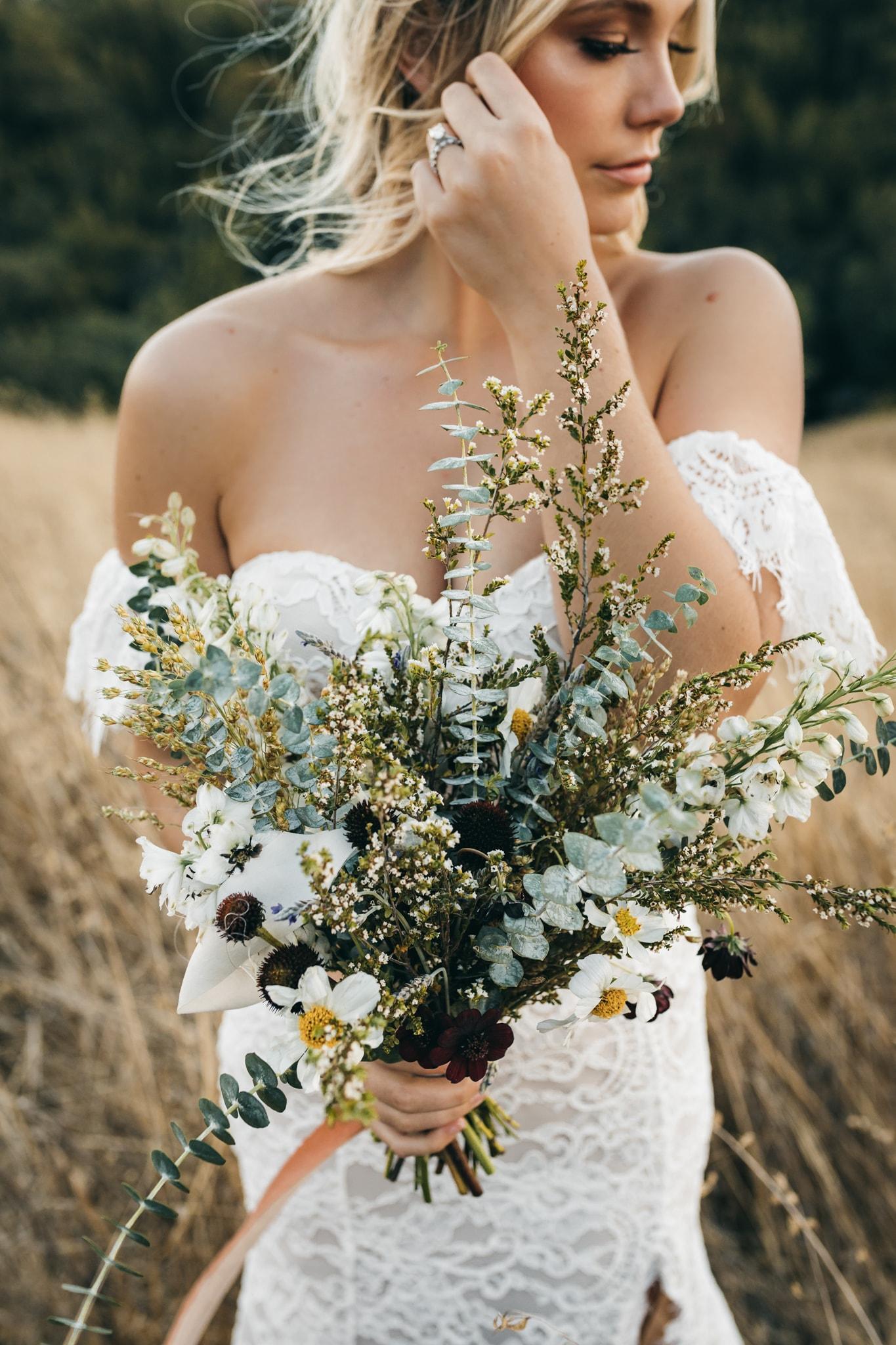 Pleasanton Bride Bouquet