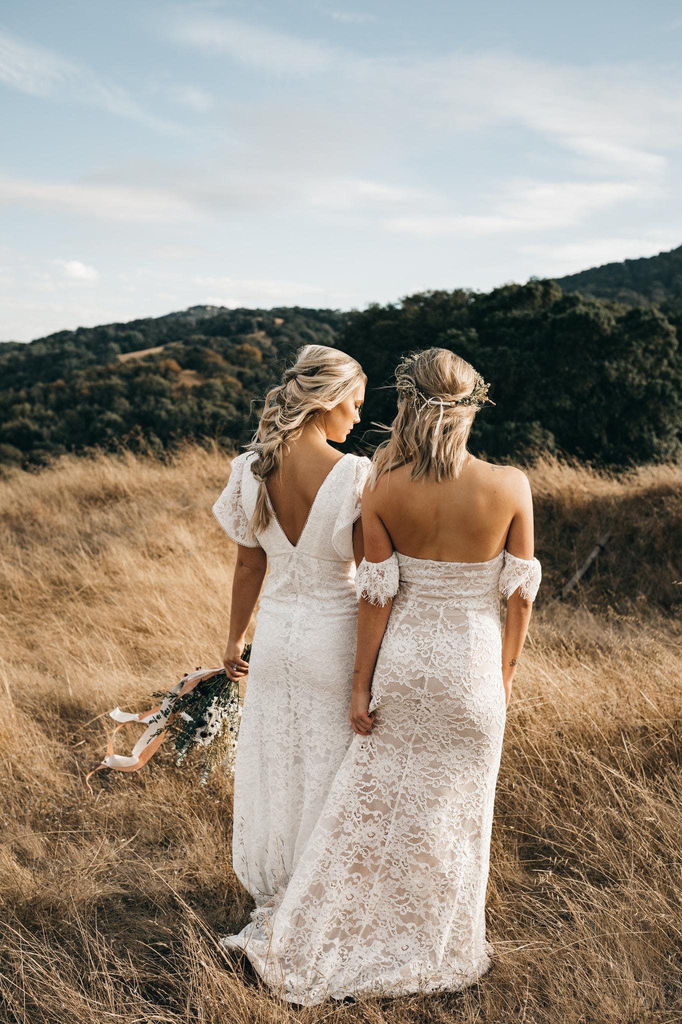 Bay Area Boho Brides