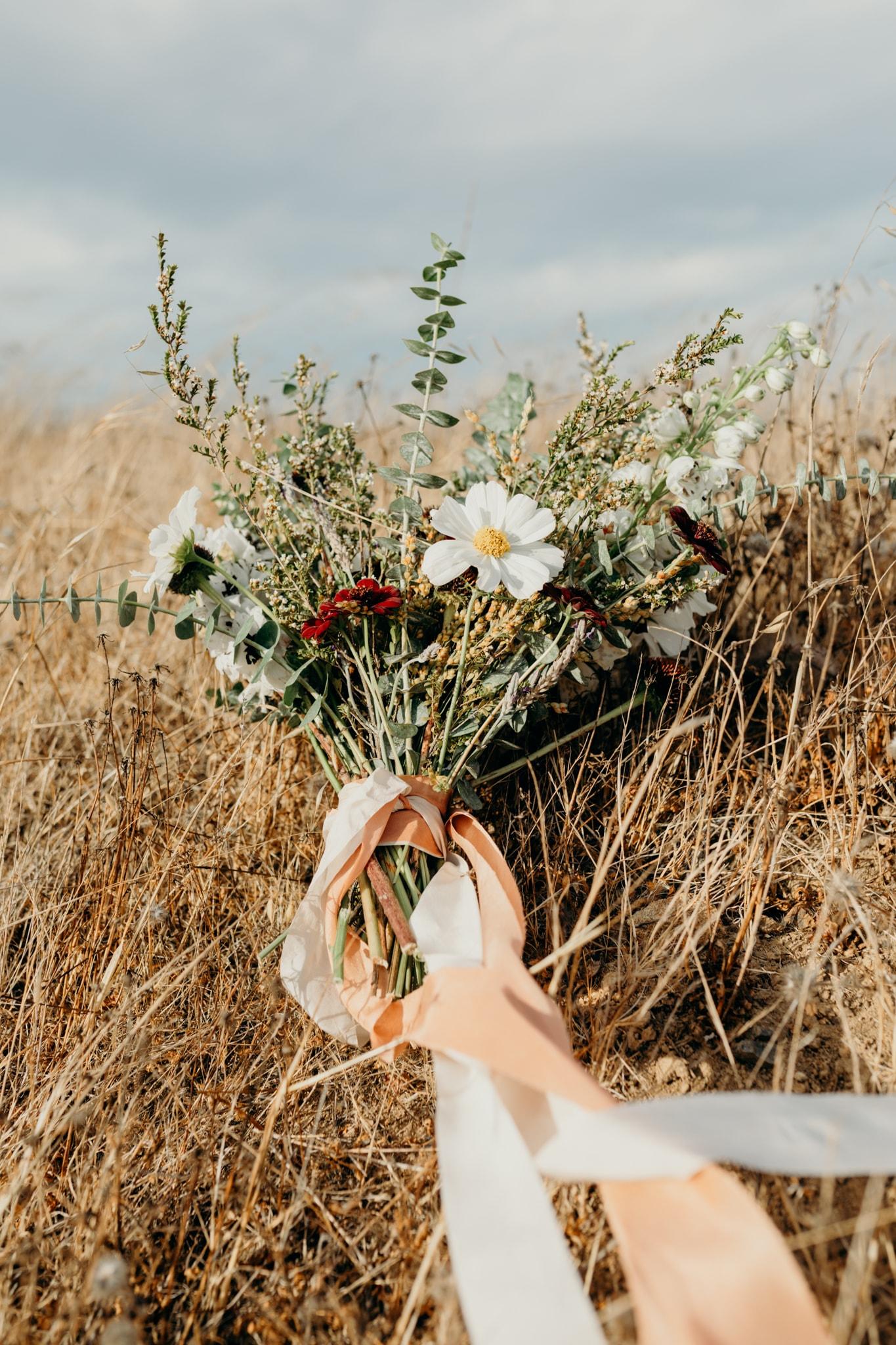 The Bloom Bar Livermore Bridal Bouquet