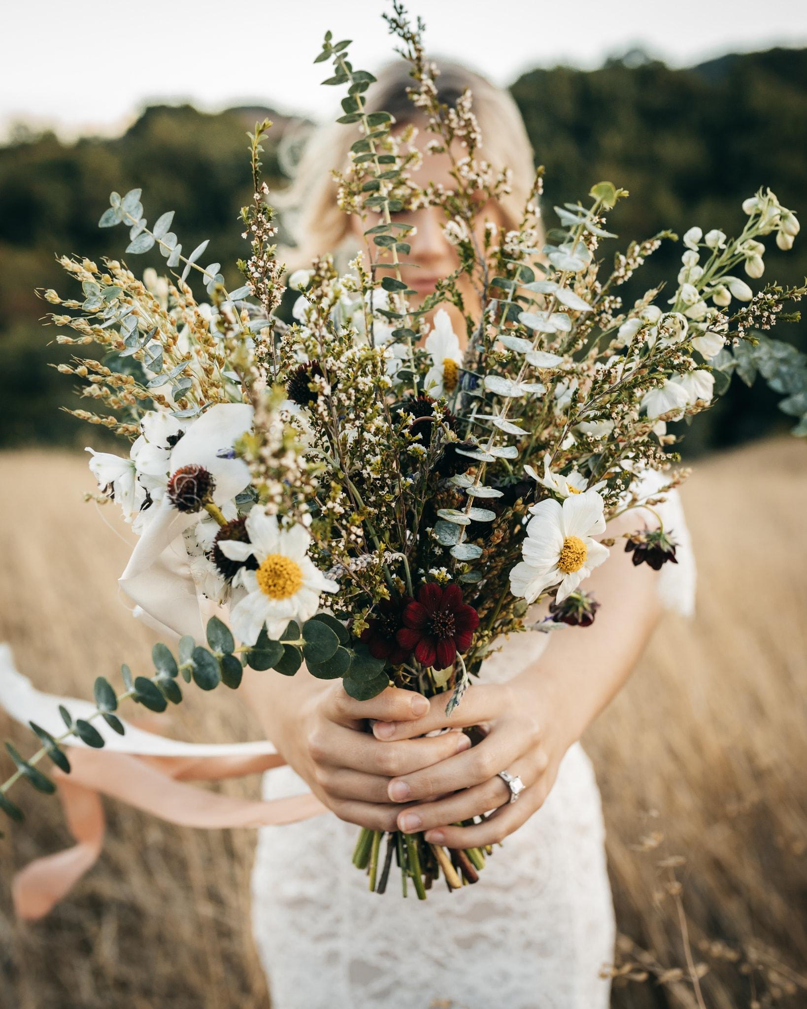 Livermore Bride Bouquet