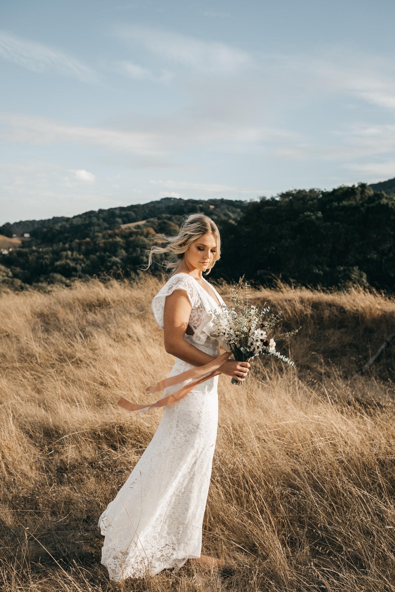 Bay Area bride