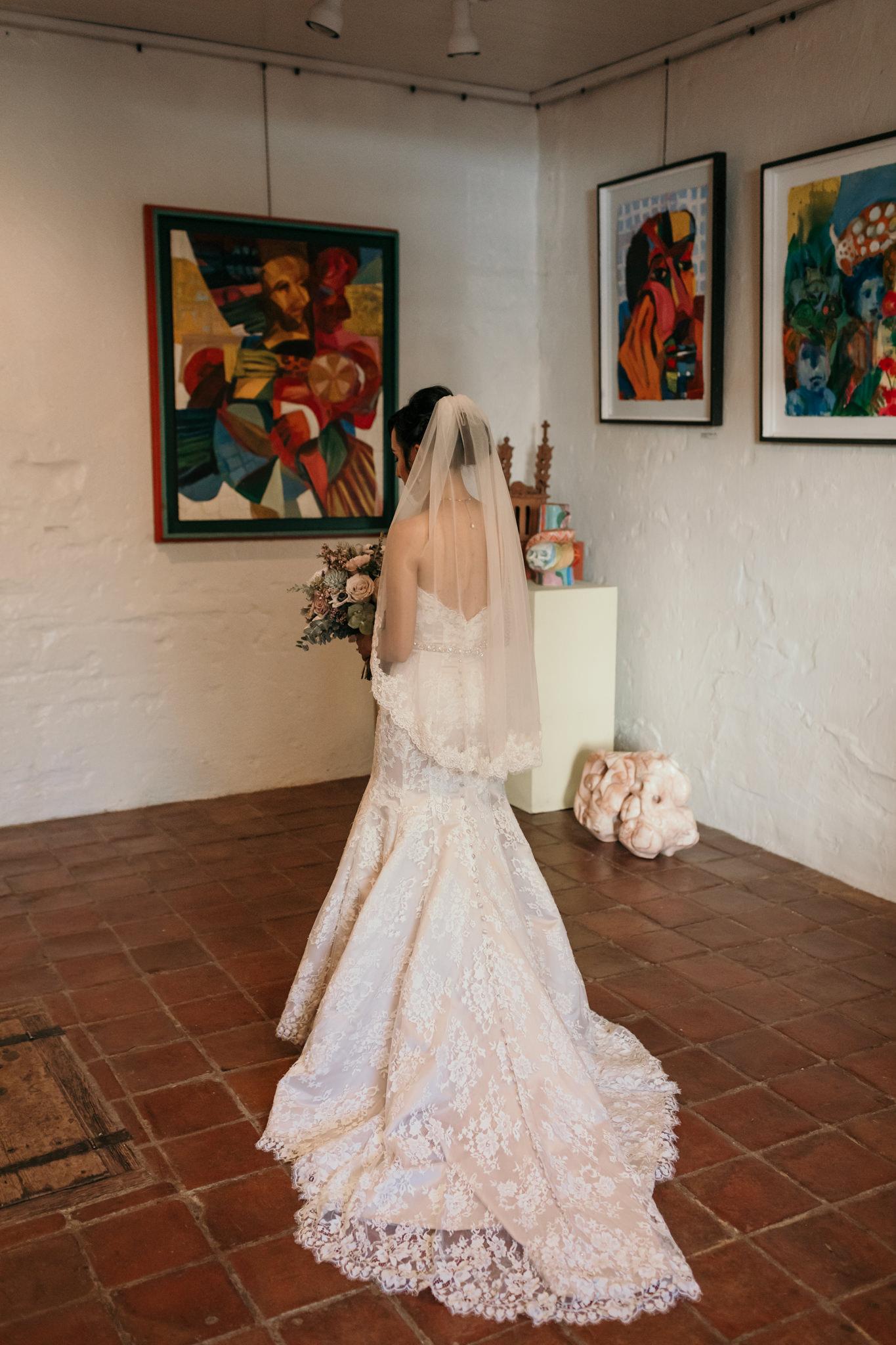 Bride San Juan Bautista