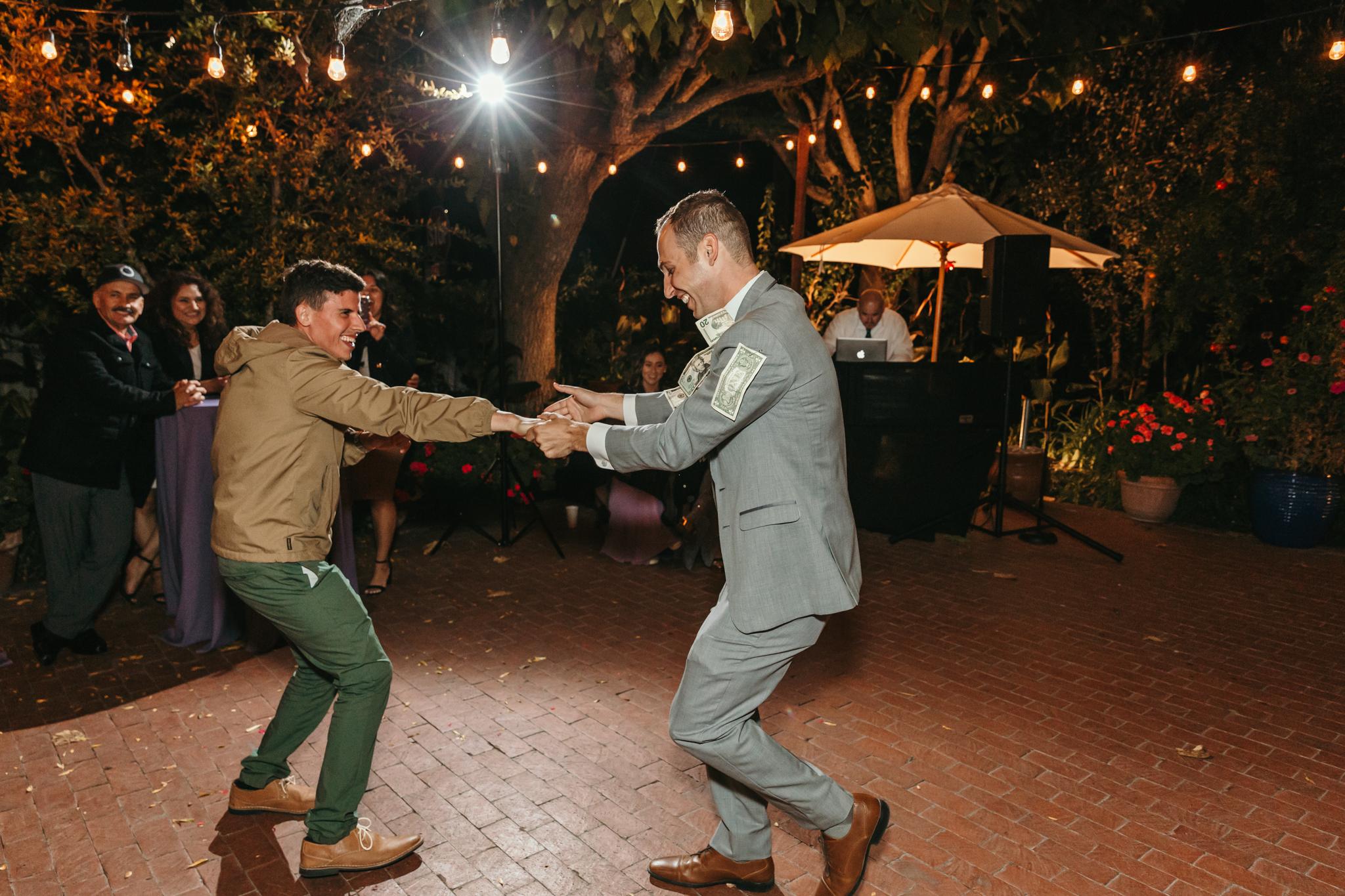 Jardines Outdoor Garden Wedding Reception Party