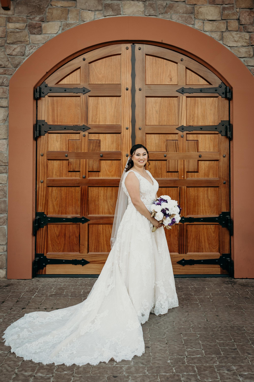 Bride Casa Real at Ruby Hill