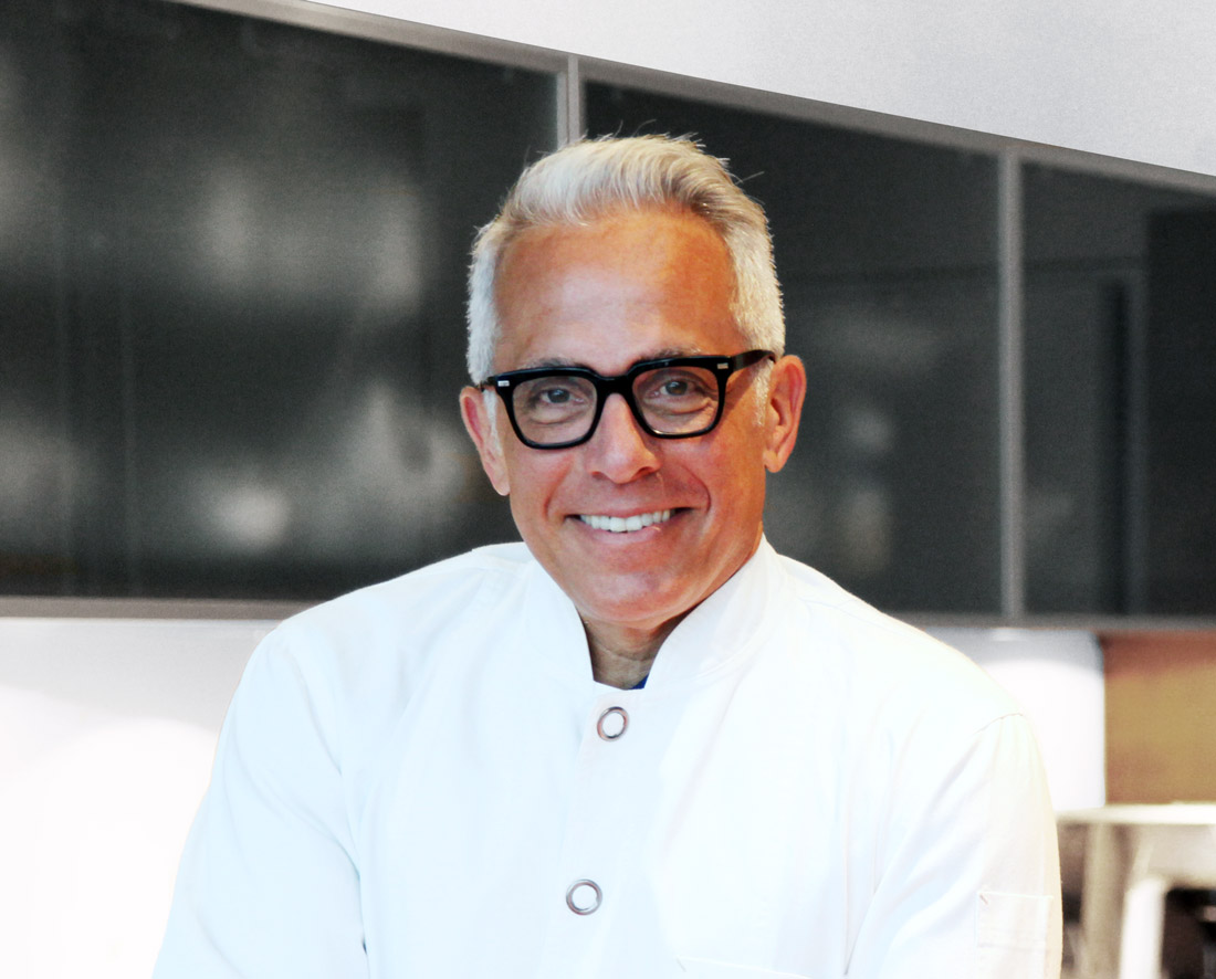 Chef Geoffrey Zakarian at Point Royal