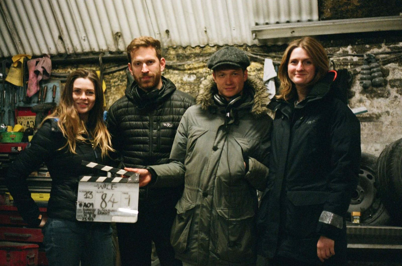 We wrapped the last of our 5 day shoot today. It's been an incredible last week with so many people putting in an extraordinary amount of work throughout. Huge thanks to all the cast and crew members who created such an electric energy on set, and once again to all our supporters who made this film a reality. Now we head into the edit where the real work begins!