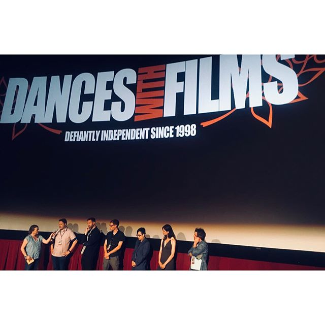 Fantastic screening at the @chinesetheatres on Sunday for @danceswithfilms festival. Thanks for having us guys! #walefilm #shortfilm #danceswithfilms #tclchinesetheatre