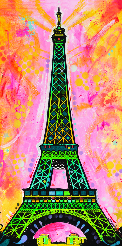TTL007 DEAN RUSSO - Eiffel Tower_TTL007 Eiffel-1.jpg