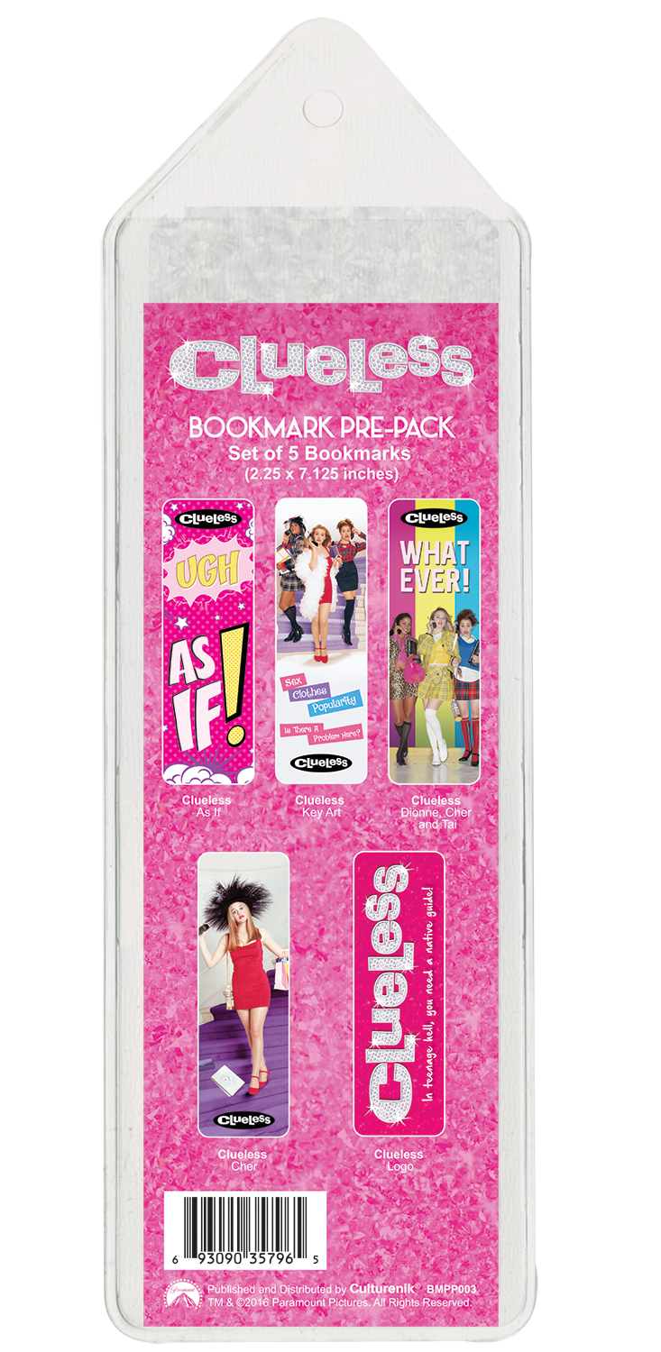 BMPP003 Clueless Bookmark Pre-Pack BACK.jpg