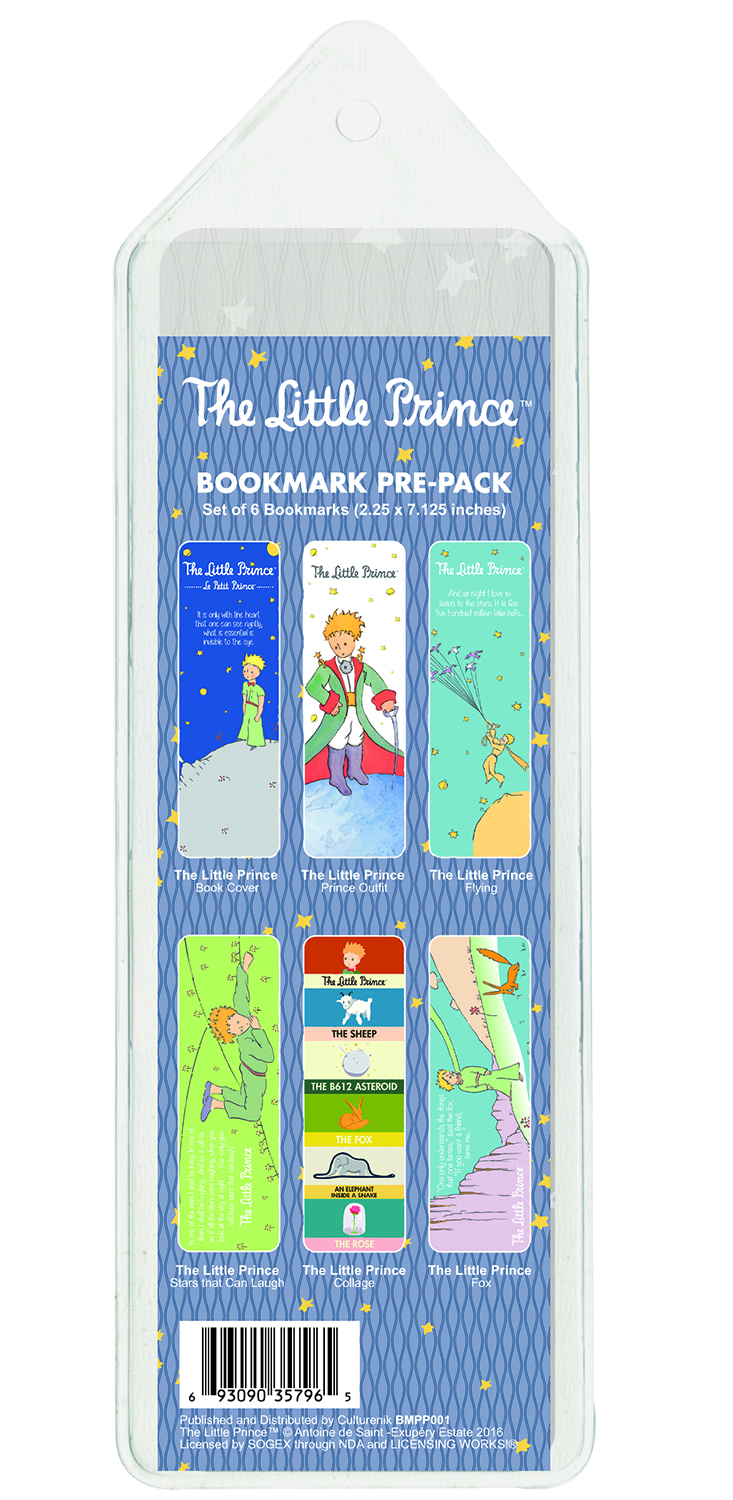 BMPP001 The Little Prince Bookmark Pre-Pack BACK.jpg