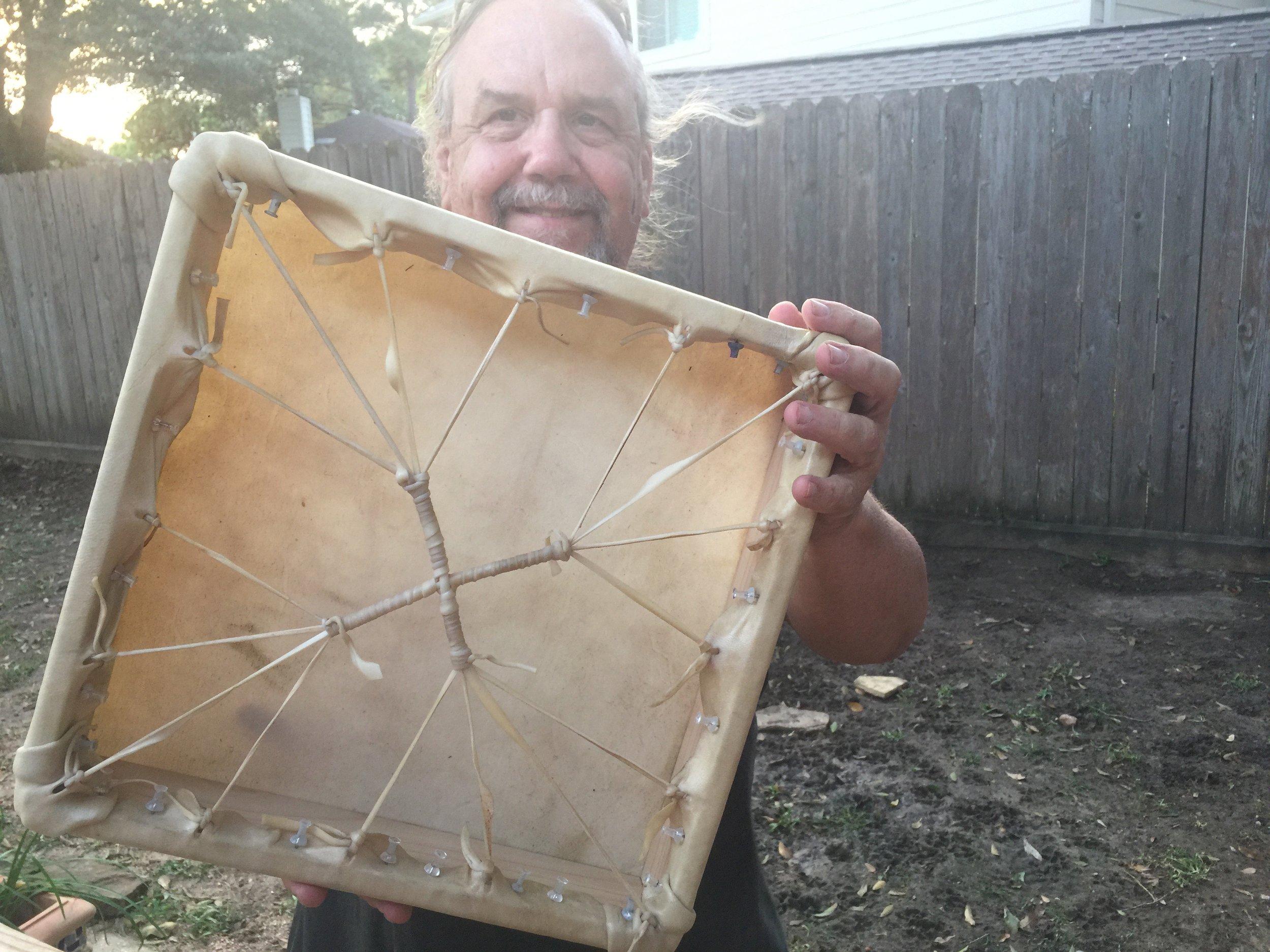 Square Drum