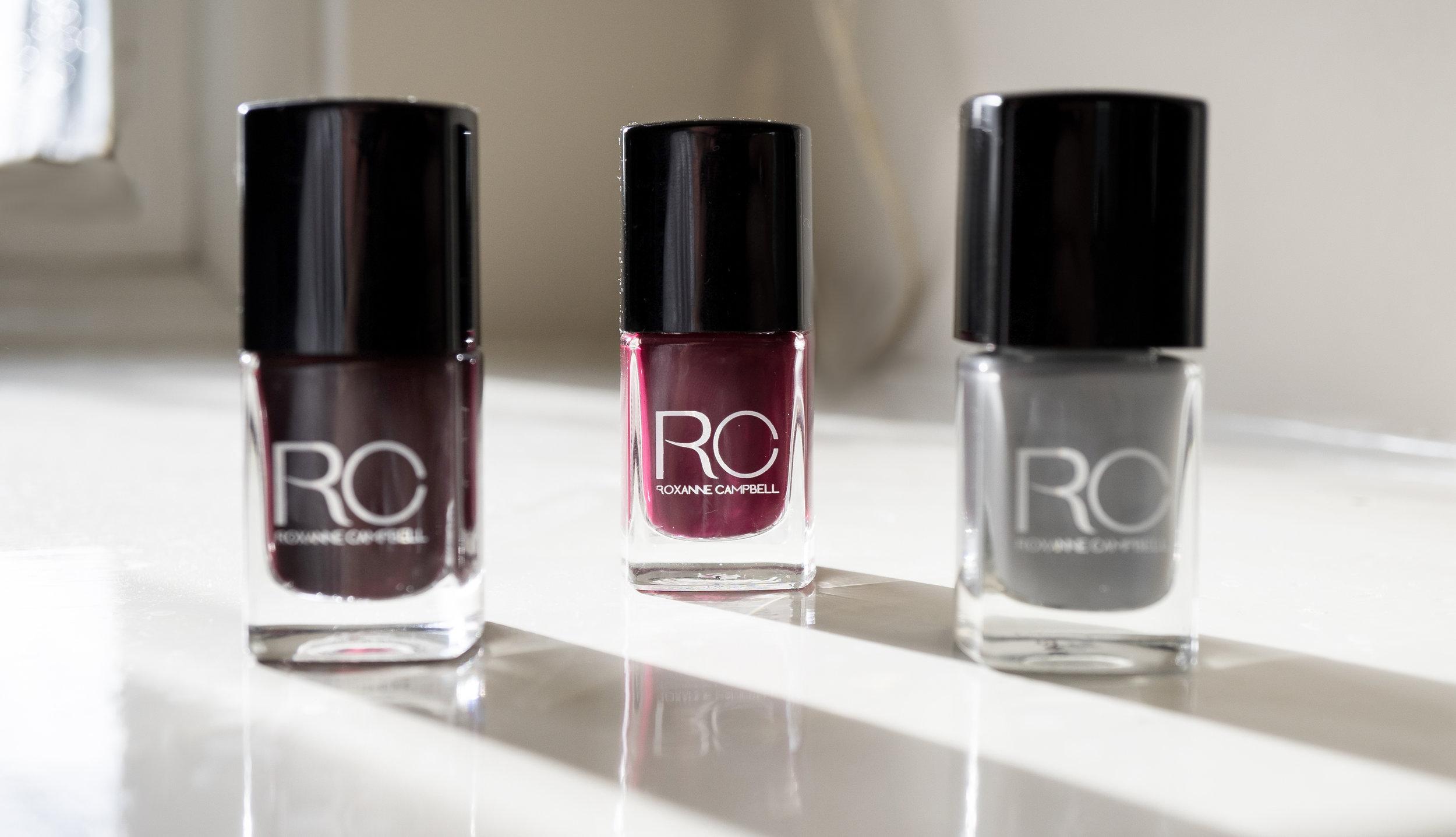 Roxanne Campbell Designer premium nail polish