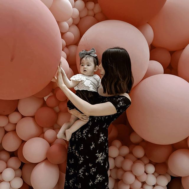 When I look back at how fast the year of mat leave went & what I've learned, these words stick out: Grace, selflessness, trust, prayer & community. ♥️