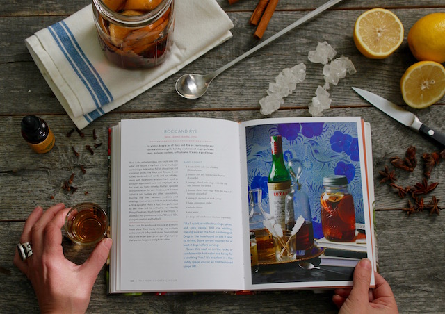 The New Cocktail Hour Rock and Rye Recipe