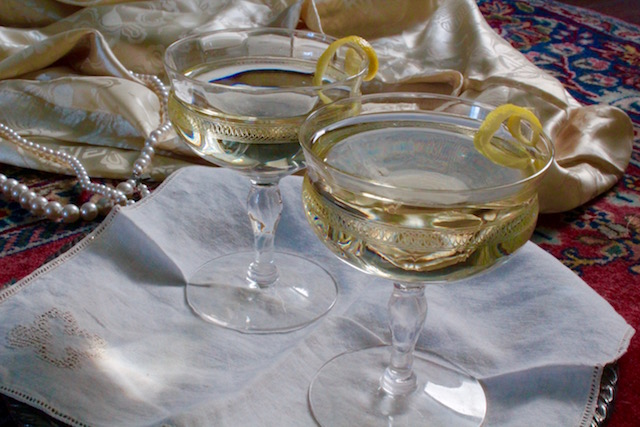 Dry Martinis for Two