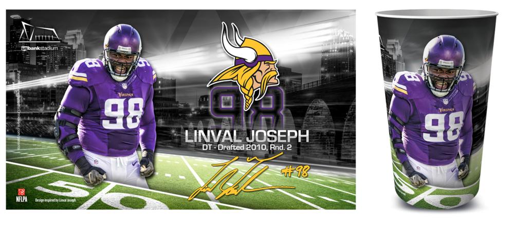 LInval Joseph Vikings Cup