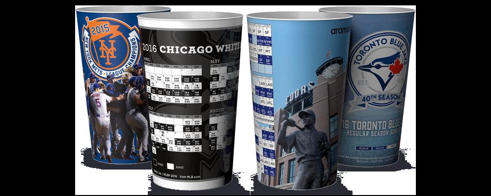 MLB Cups
