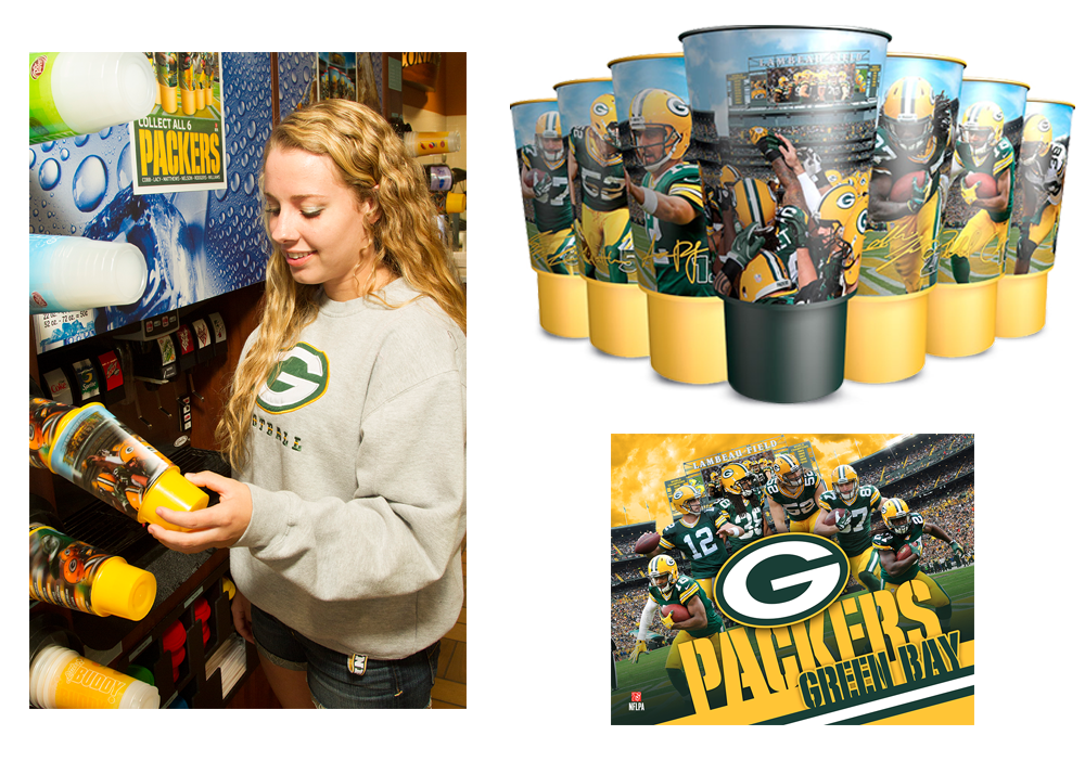 Green Bay Packers - 2014 Premium Promotion