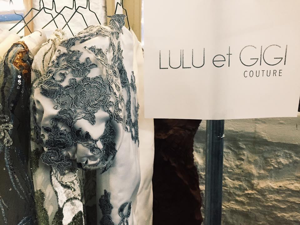 Garments worn at this year's NYFW. Photo by Megan LeBlanc.