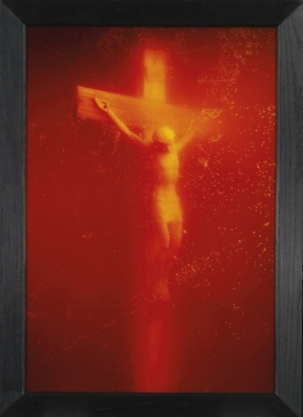 Piss Christ | Photo from Sotheby's