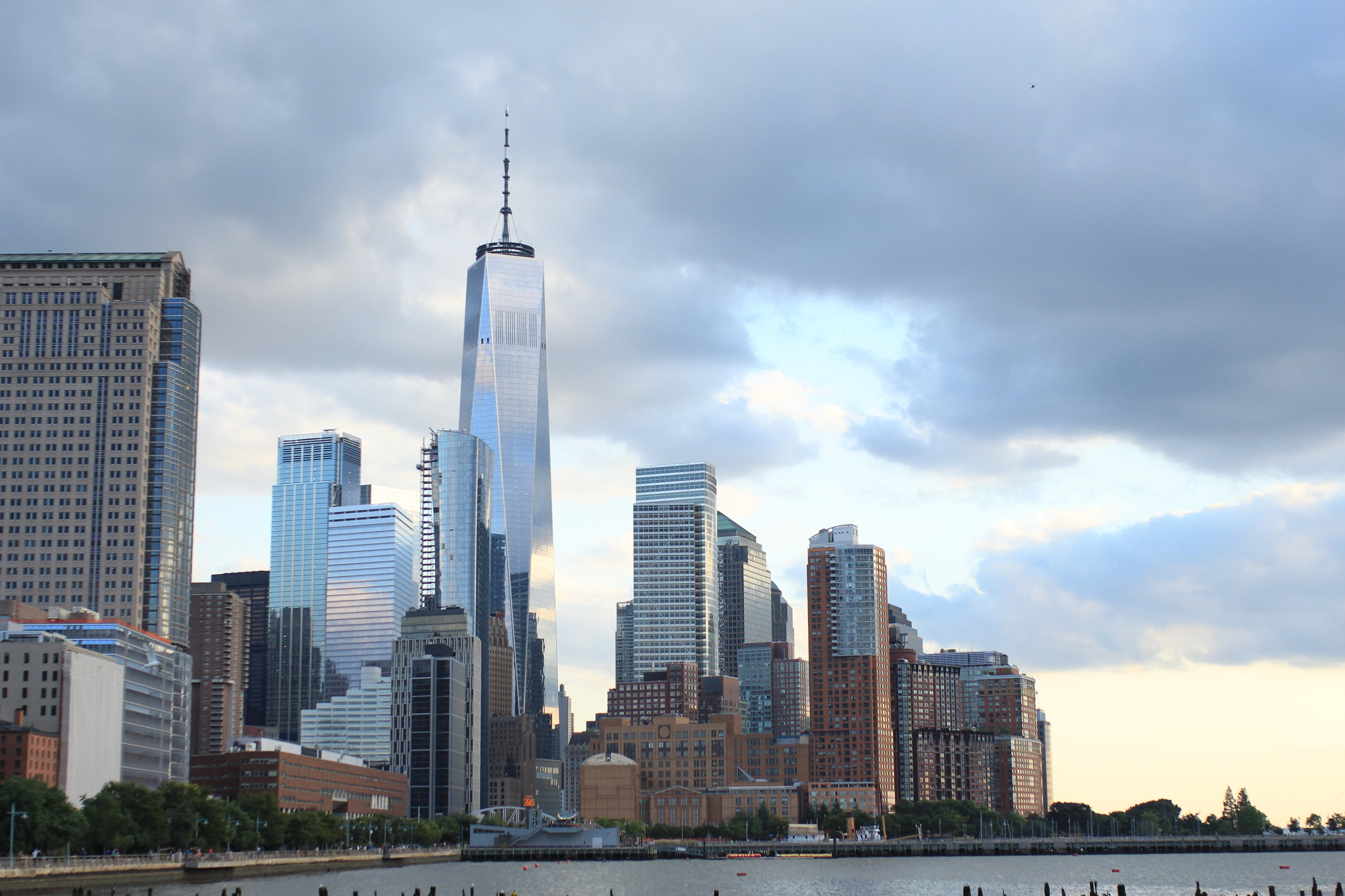 The One World Trade Center. | Photo credit to Gabriela Kressley