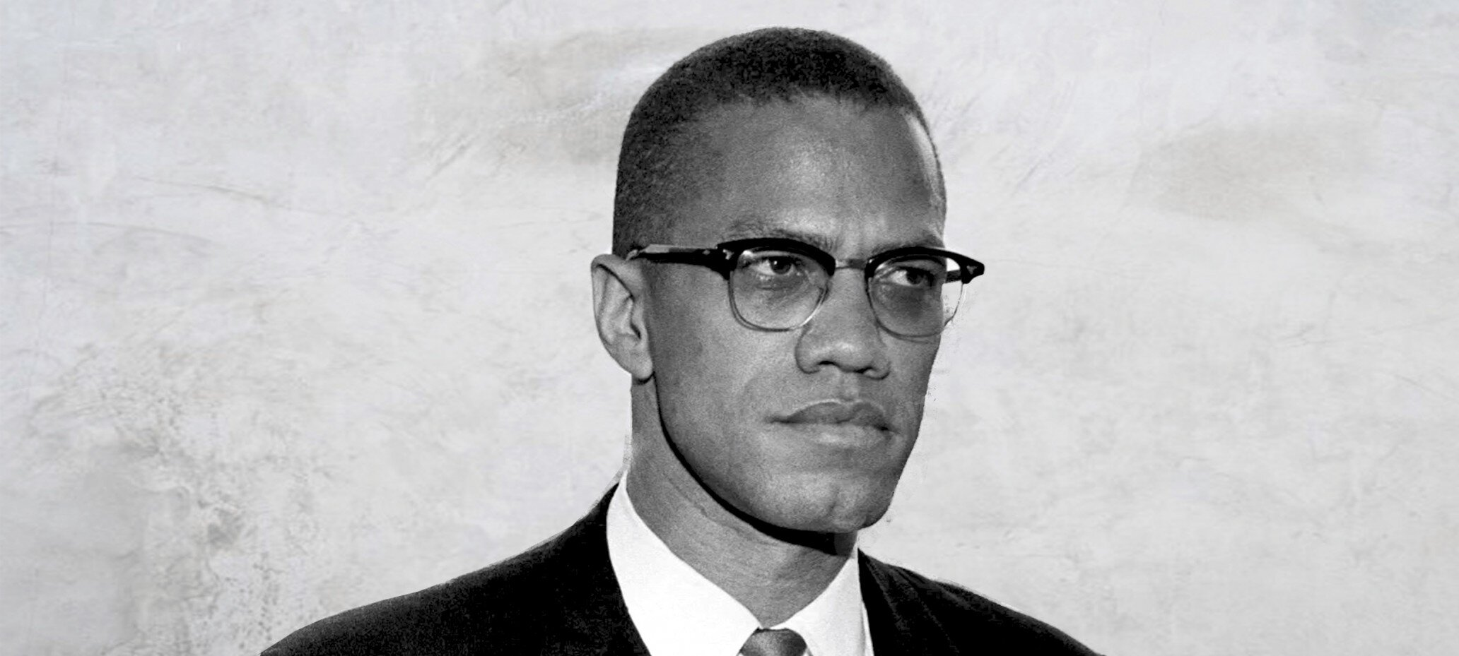 Malcolm X (1925-1965) was a Muslim minister and controversial black civil rights activist. || Photo credit to Wikipedia