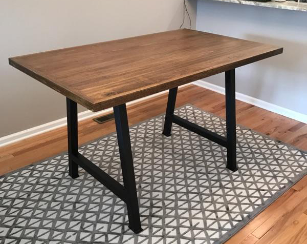 Reclaimed Kitchen Tables — T&H Co. Woodcraft & Design