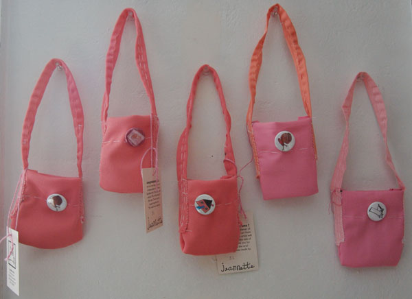 Pink Pocket Purses