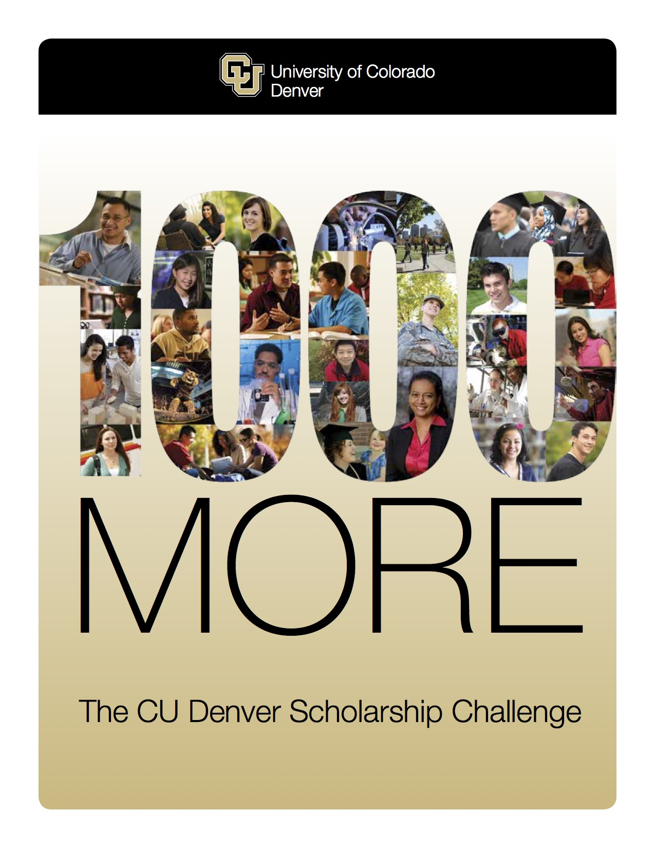 Scholarships at CU Denver