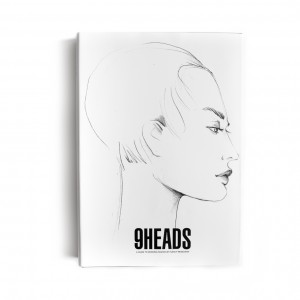 9 Heads - A Guide to Drawing Fashion