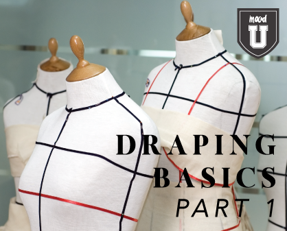 Draping Basics Part 1