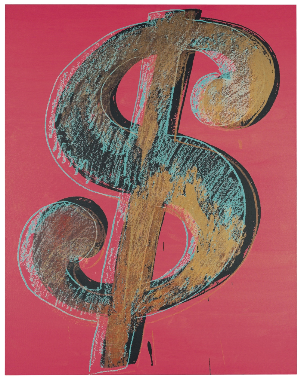 © 2017 The Andy Warhol Foundation for the Visual Arts, Inc. / Artists Rights Society (ARS), New York