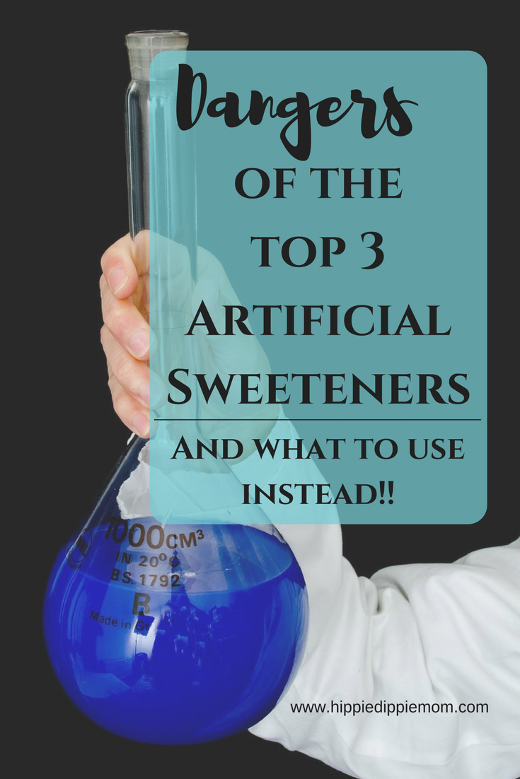 Artificial sweeteners are extremely dangerous to our health!