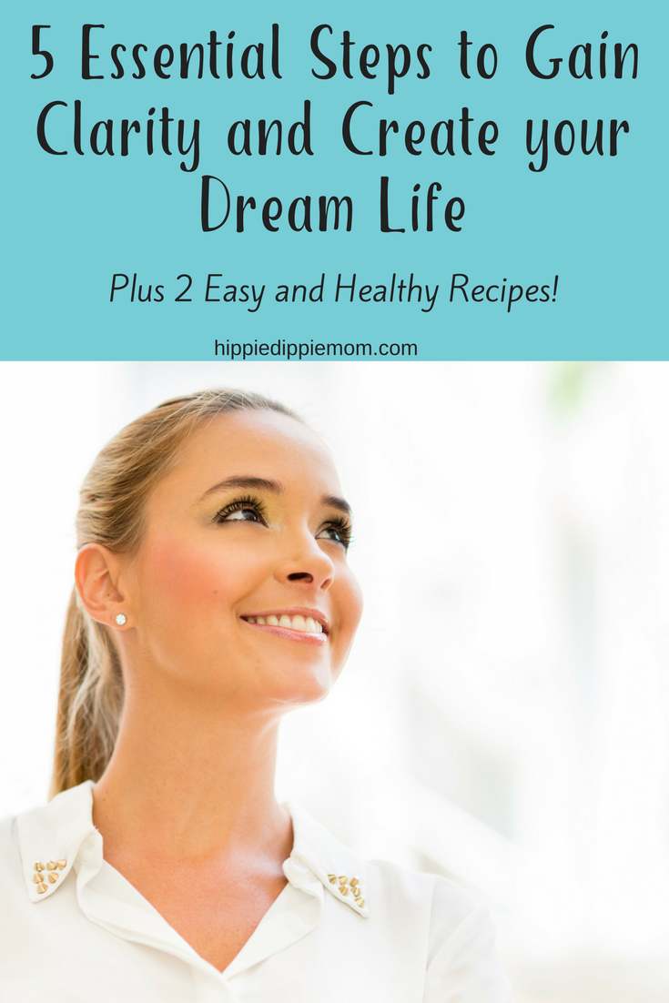 5 Essential Step to Gain Clarity and Create your Dream Life(1).png