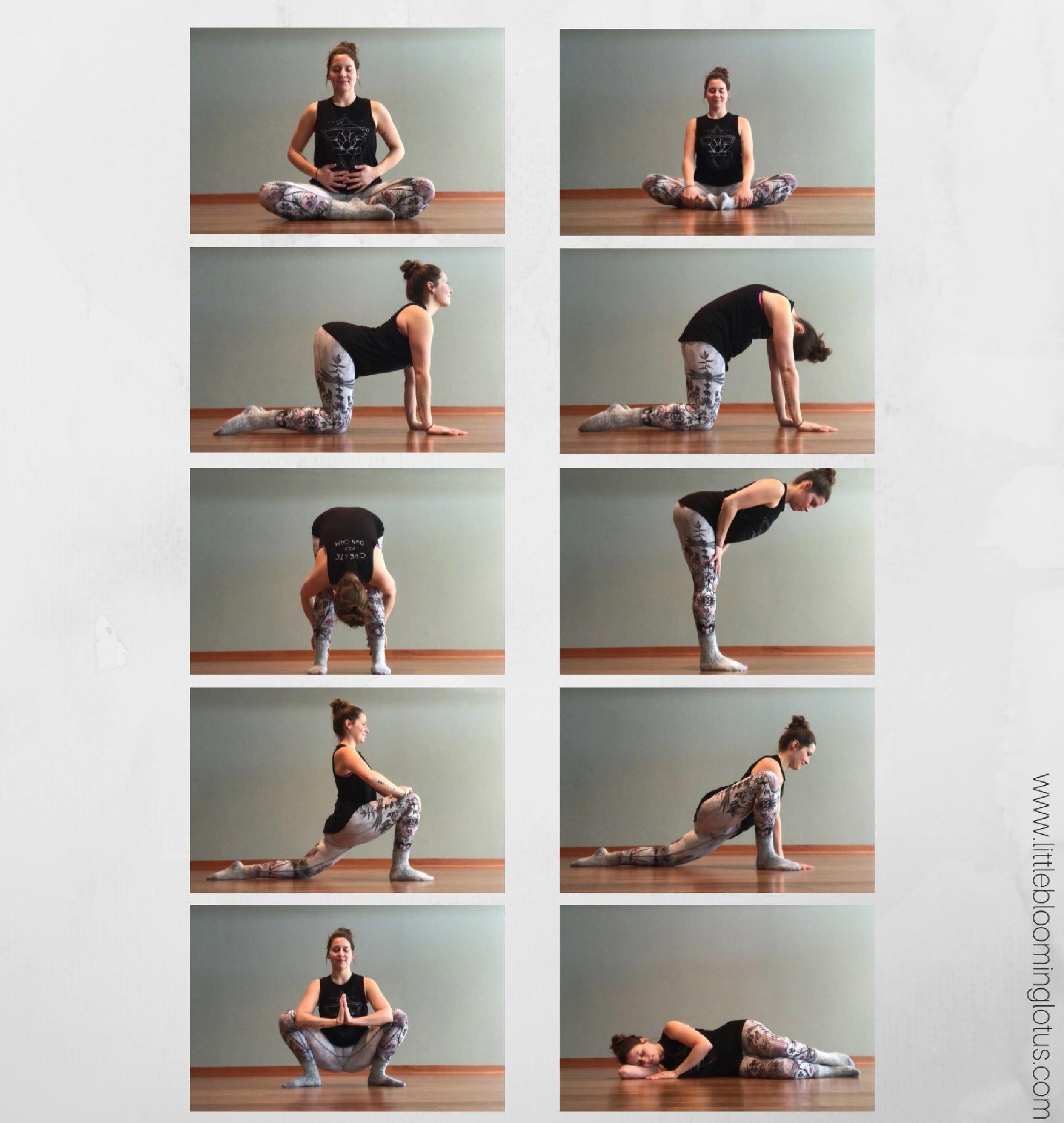 43 Yoga Poses to Reduce Pregnancy Pains — HippieDippieMom