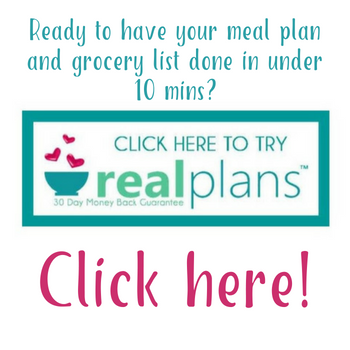 easy meal planning