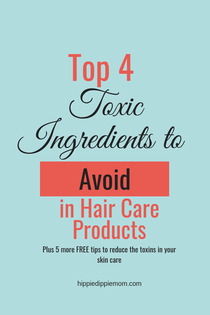 chemical free hair care