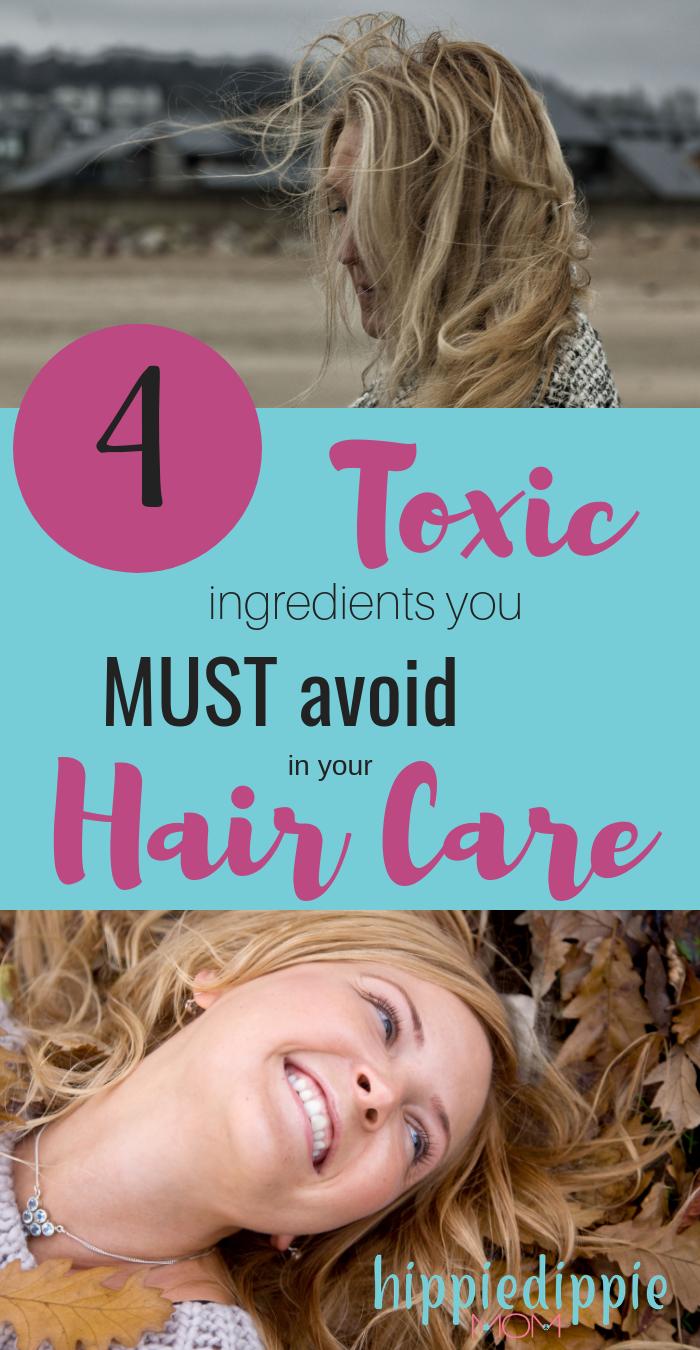 non toxic shampoo