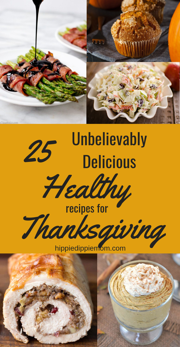 25 Deliciously HealthyThanksgiving Recipes.png