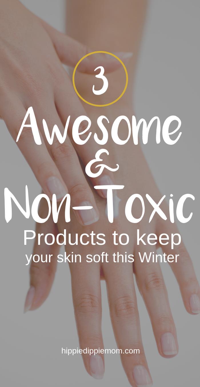 non toxic lotion