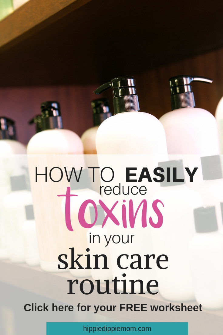 non toxic skin care