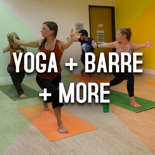 yoga barre studio fitness