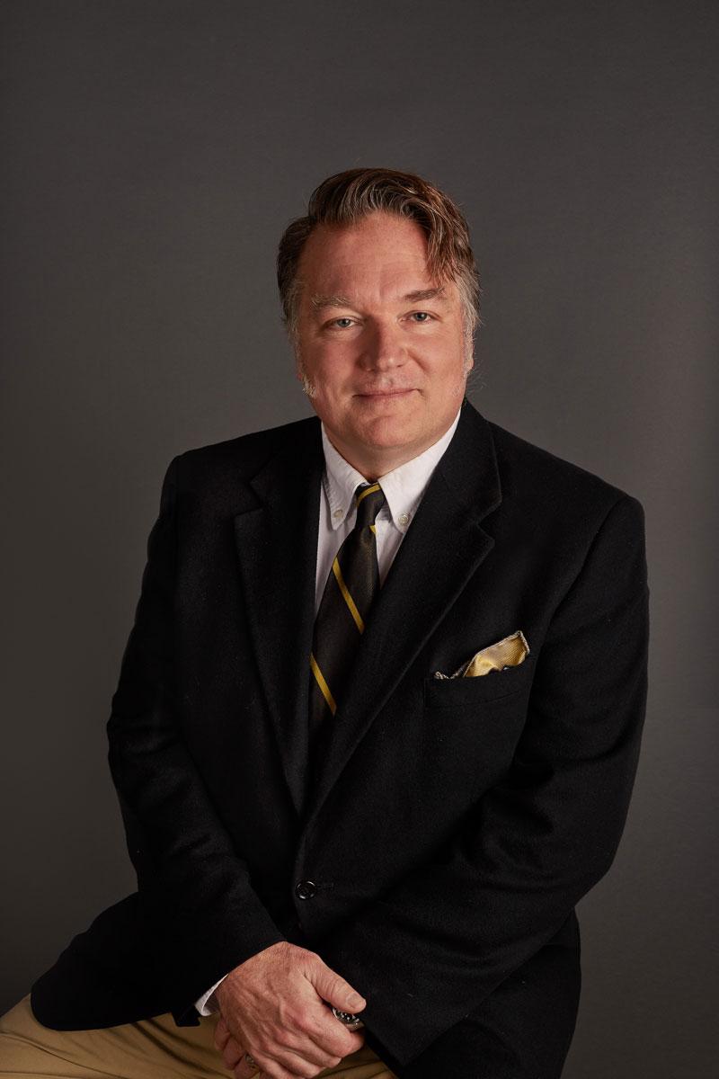 Robert Hoag II, Account Executive