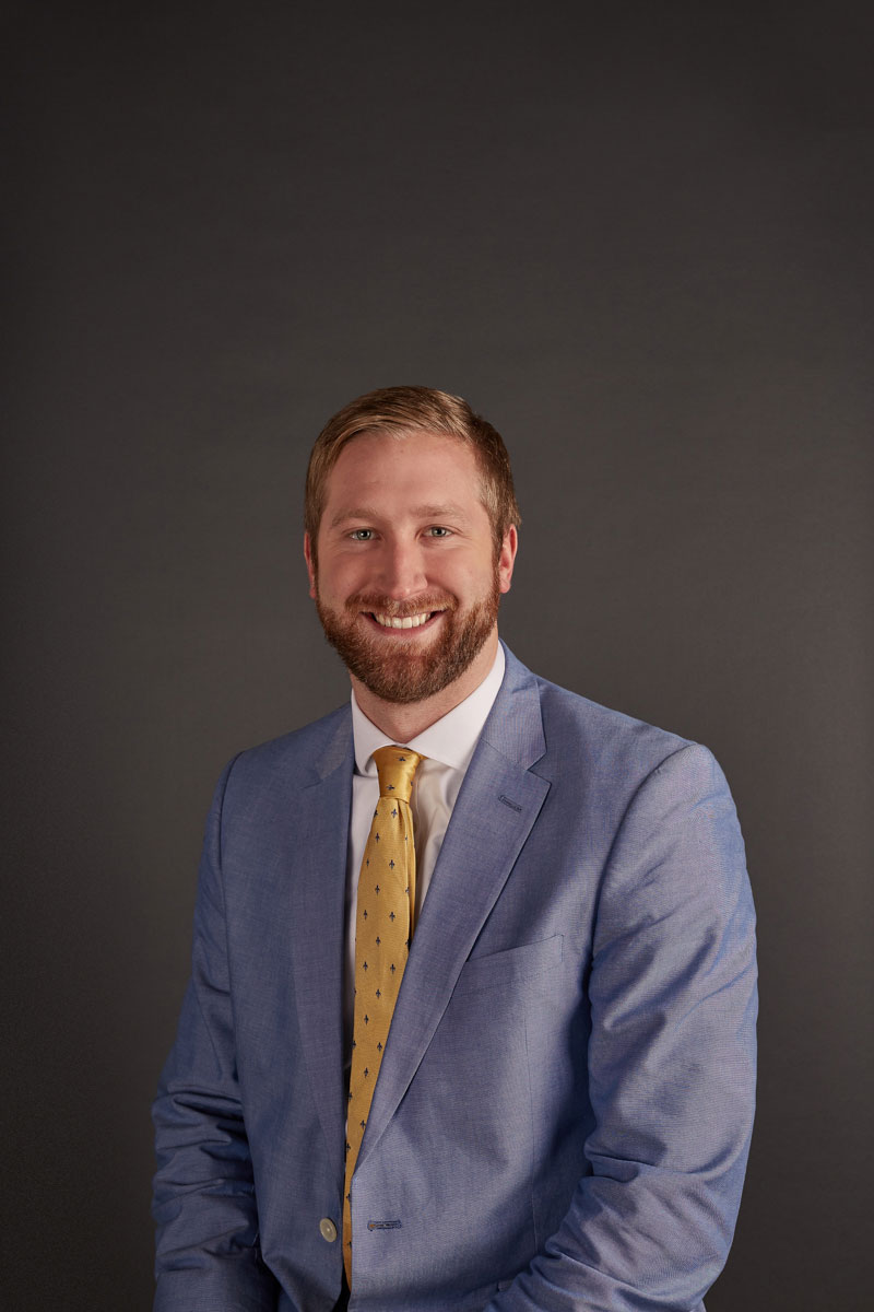 Grant DeVilbiss, Account Executive