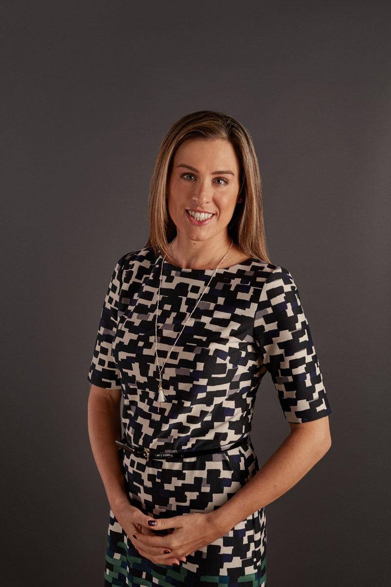 Katie Gazley, Account Executive
